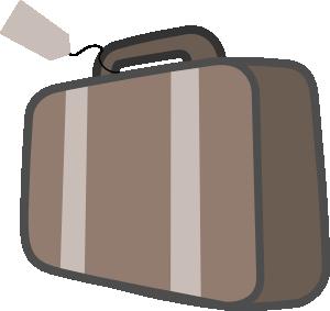 Business clipart suitcase Online Art vector Clker com