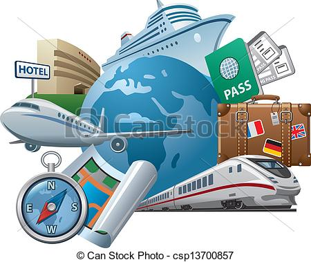 Vacation clipart tourism Creation 414797 Travel Travel Manmit
