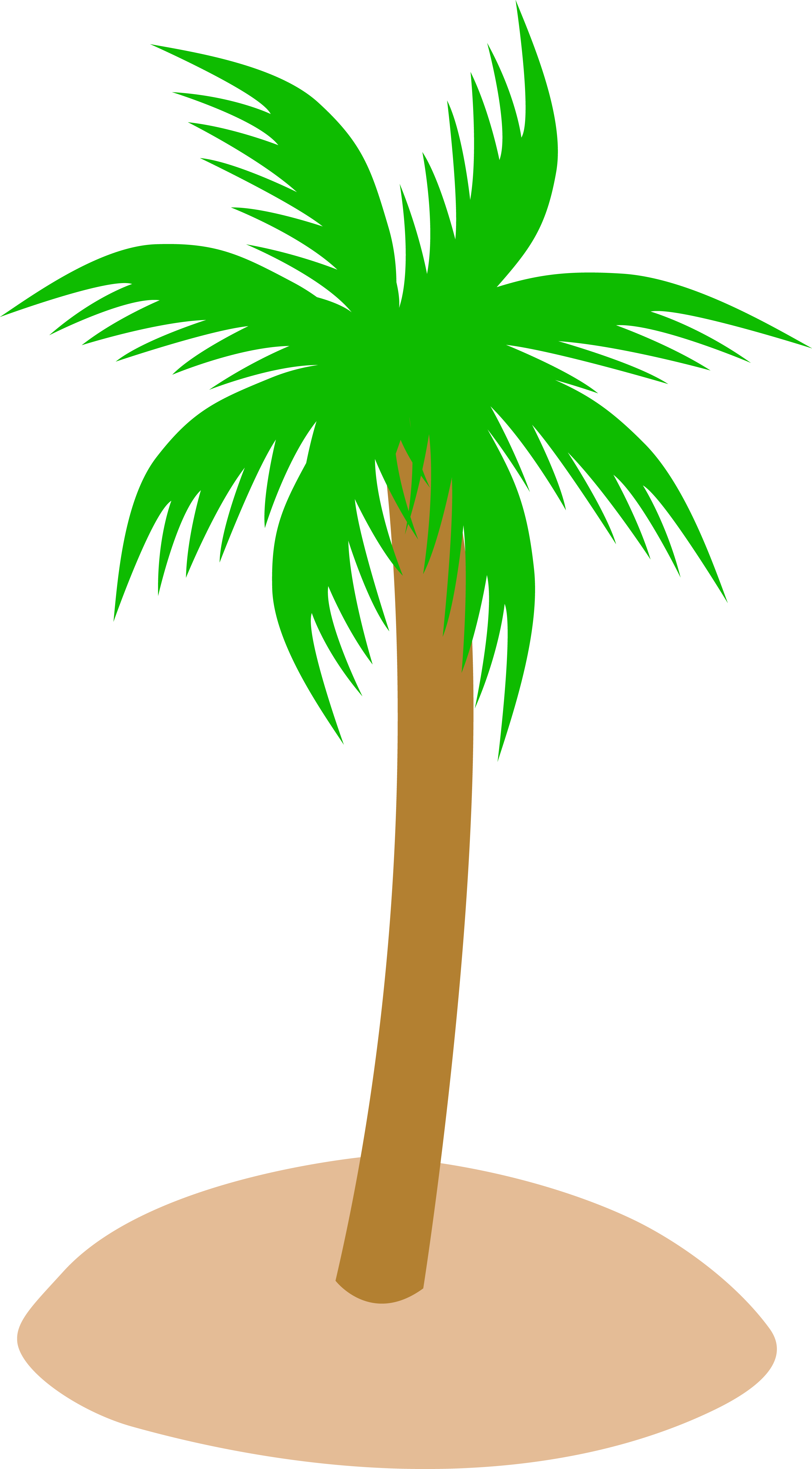 Vacation clipart tropical tree Palm Tree in Art Tree