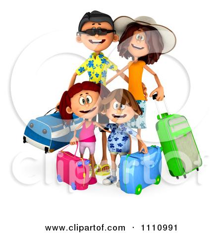 Vacation clipart family travel Clip vacation%20clipart Vacation Art Clip