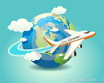 Aviation clipart travel Clipart art Travel collection clip