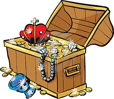 Treasure clipart Treasure map Make Collection hunt