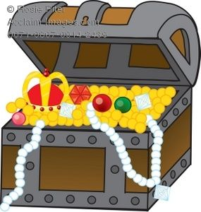 Treasure clipart Stock treasure Treasure stock Clipartix