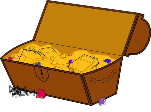Chest clipart trunk Chest Treasure cliparts related the
