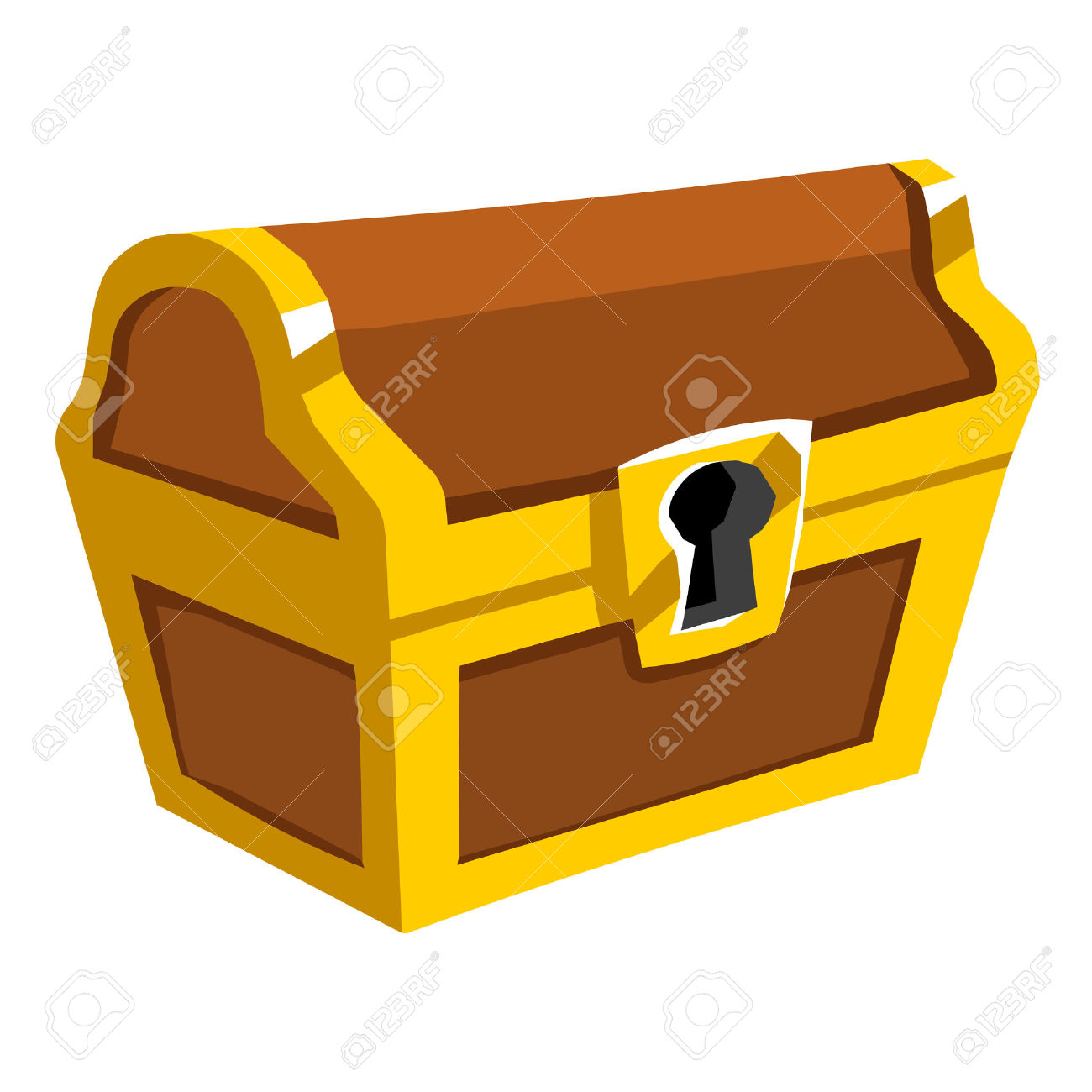 Chest clipart trunk Clipart Clipart Treasure — Background