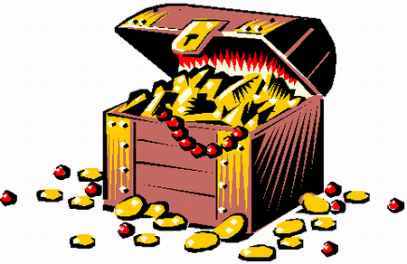 Treasure clipart buried treasure You Trippers lot those not