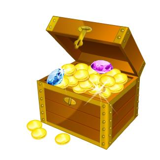 Treasure clipart buried treasure Collection Free treasure Art Clipart