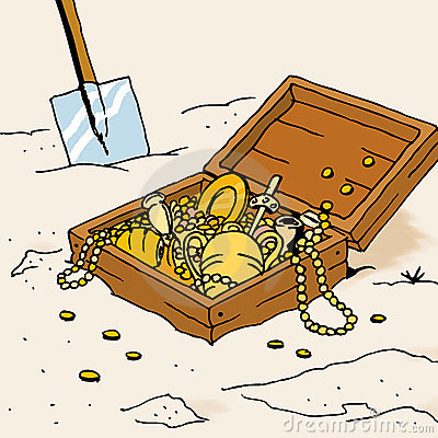 Chest clipart buried treasure Buried Download Clipart Clip Clip