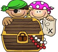 Treasure clipart cute 13 best about Pirate Cute