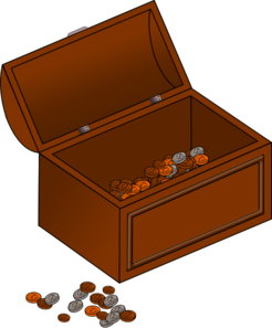 Treasure clipart empty Clipart Images Free Treasure treasure%20clipart
