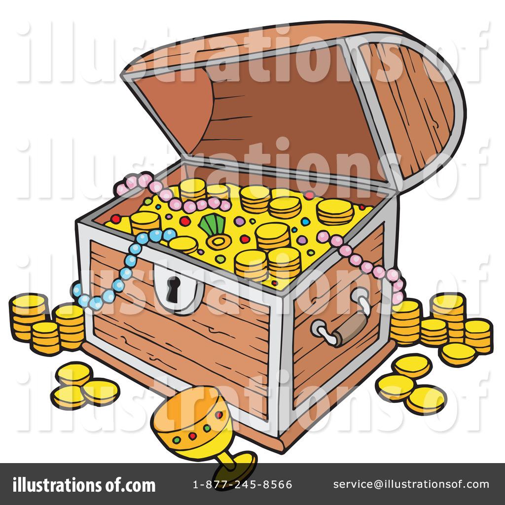 Treasure clipart pirate treasure Free #1399 Clipart 213741 Visekart