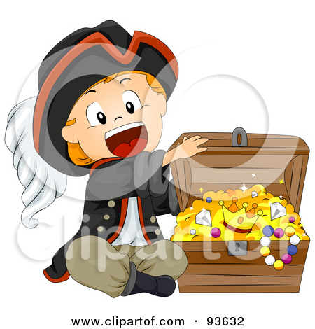 Chest clipart buried treasure Hunt Clip map Collection Clipart