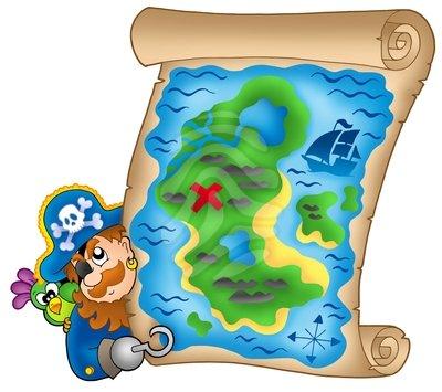 Treasure clipart treasure map Clipart com Map Clipartion Map