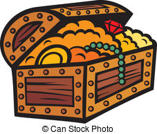 Chest clipart buried treasure Hidden Clip treasure Chest Treasure