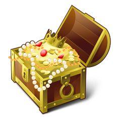 Treasure clipart vector Of png Vector Free FLASH