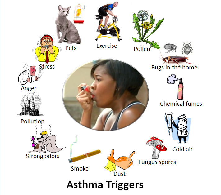 Treatment clipart asthma attack What What Treatments And of