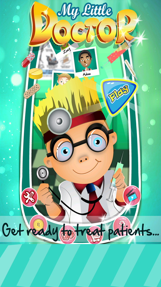 Treatment clipart doctor tool Patient & My Treatment Kids