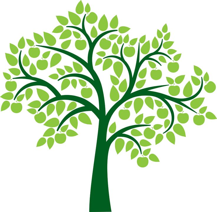 Tree clipart On and Best clipart tree