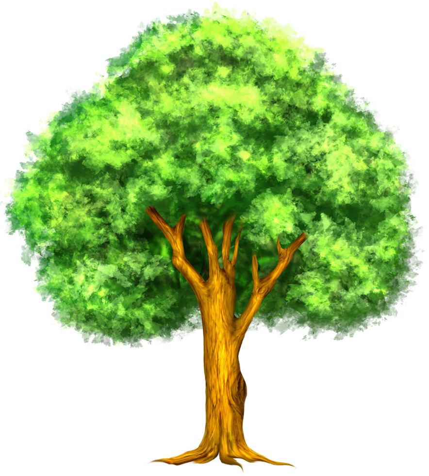 Tree clipart Tree cool art Trees clipart