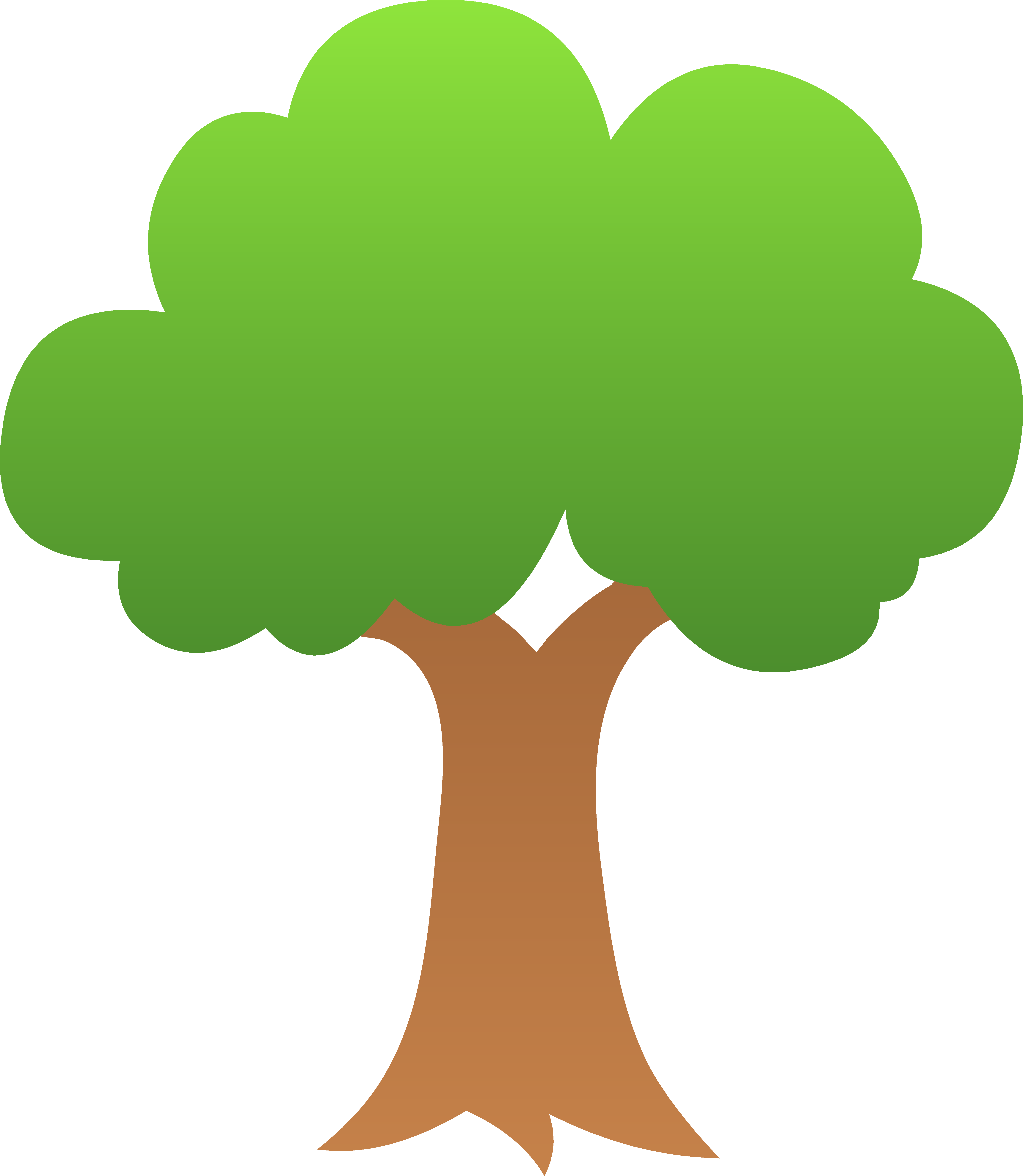 Wilderness clipart tress Tree Clipart Free clipart Clipart