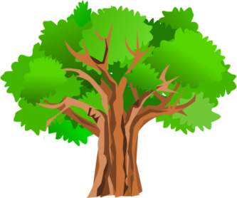 Tree clipart big tree #11
