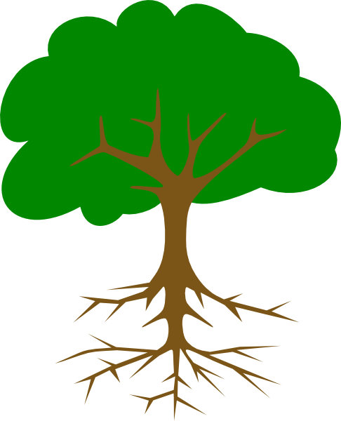 Tree clipart big tree #8