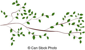 Tree clipart branch a #14