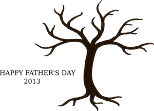 Tree clipart branch a #13