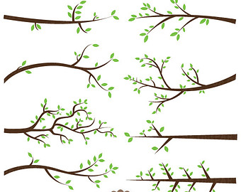 Branch clipart leave And art Tree