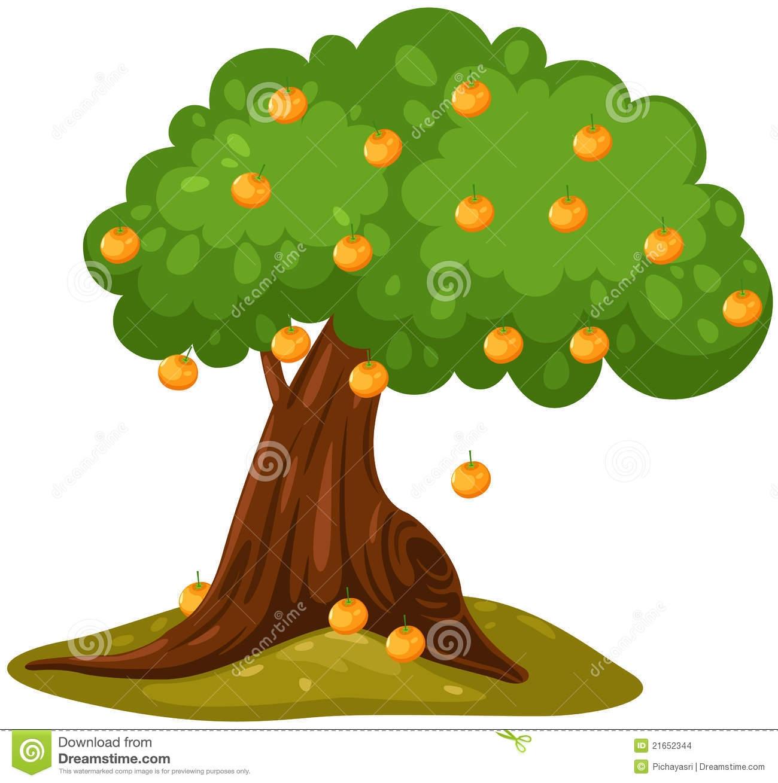 Tree clipart santol #5
