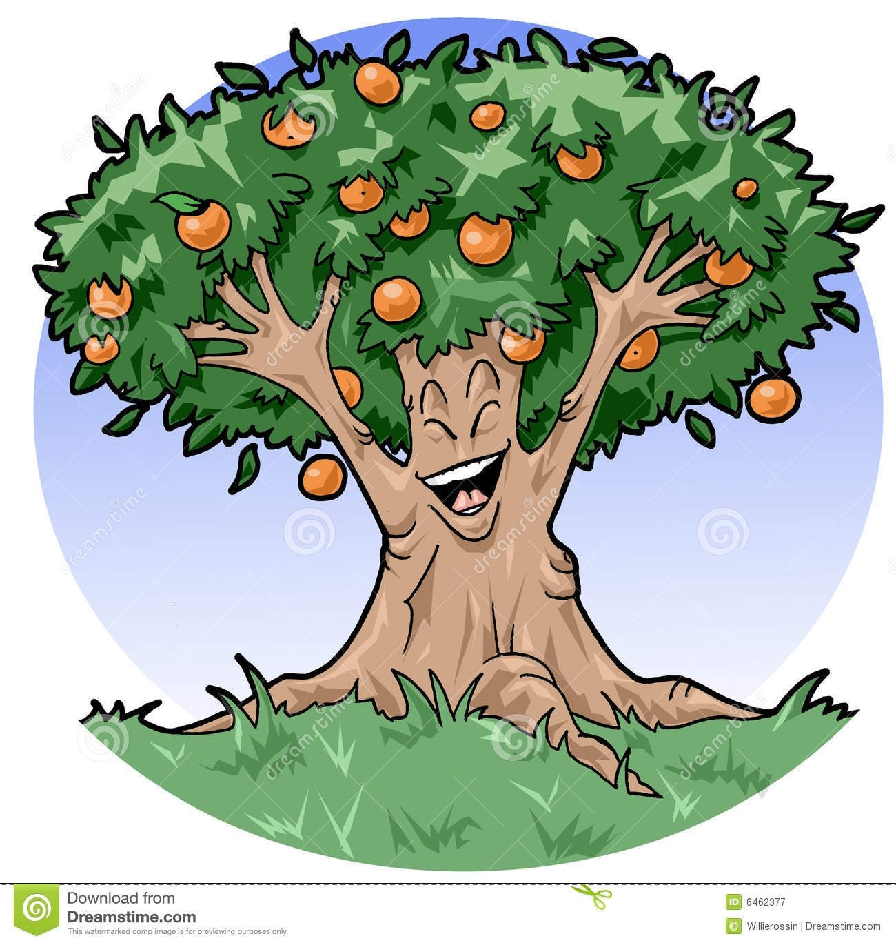 Tree clipart santol #2