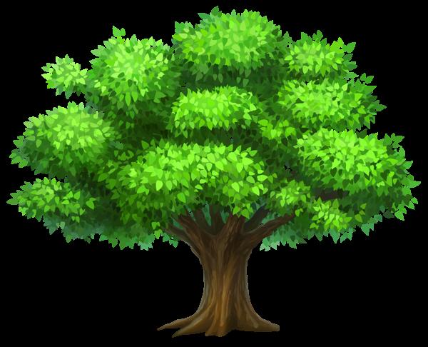 Season clipart summer tree #8