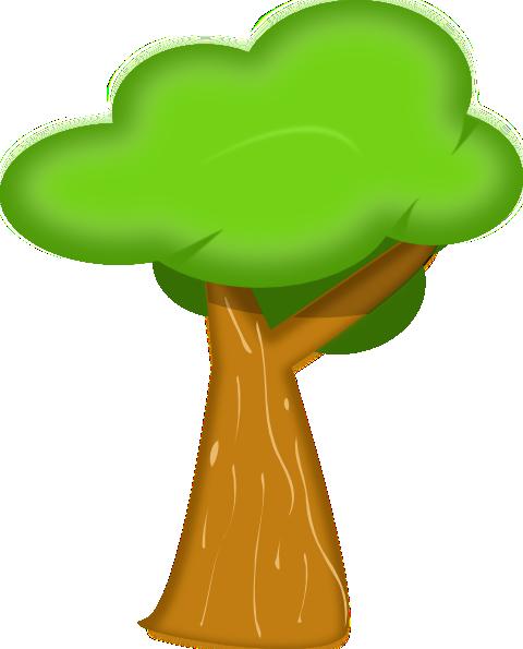 Tree clipart tall #11