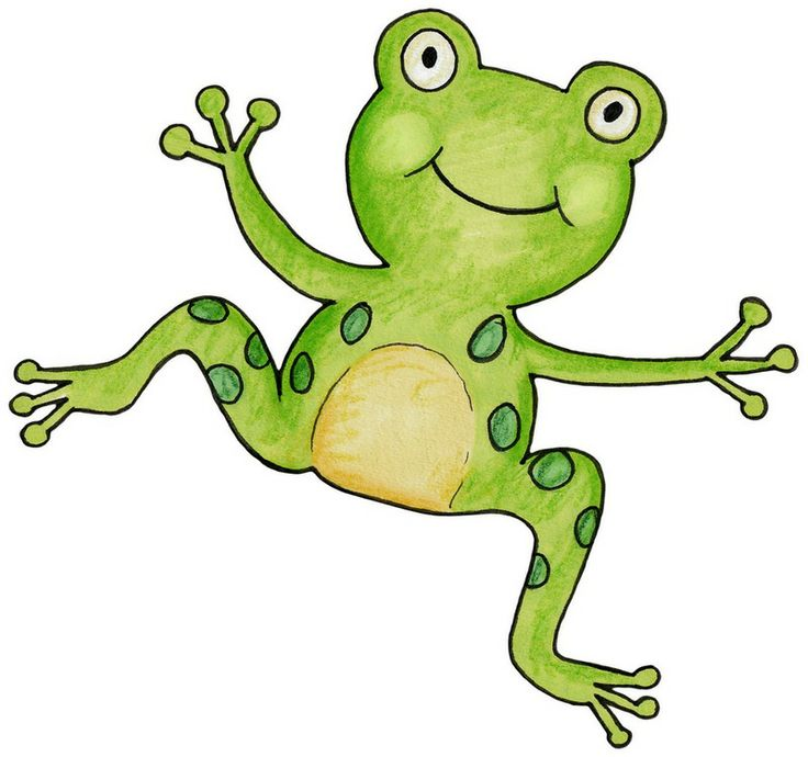Tree Frog clipart creature #4