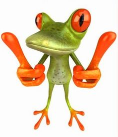 Tree Frog clipart creature #10