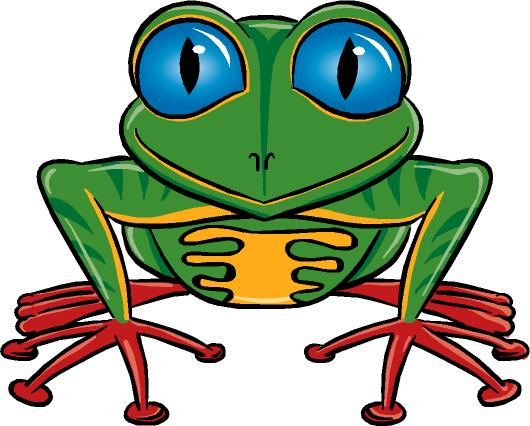 Tree Frog clipart life sciences #11