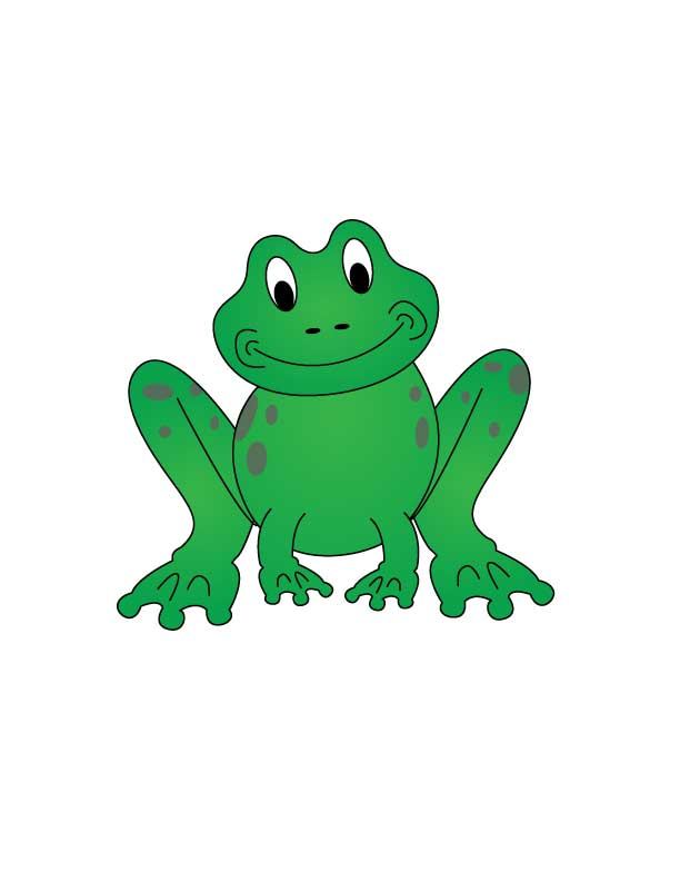Tree Frog clipart life sciences #7
