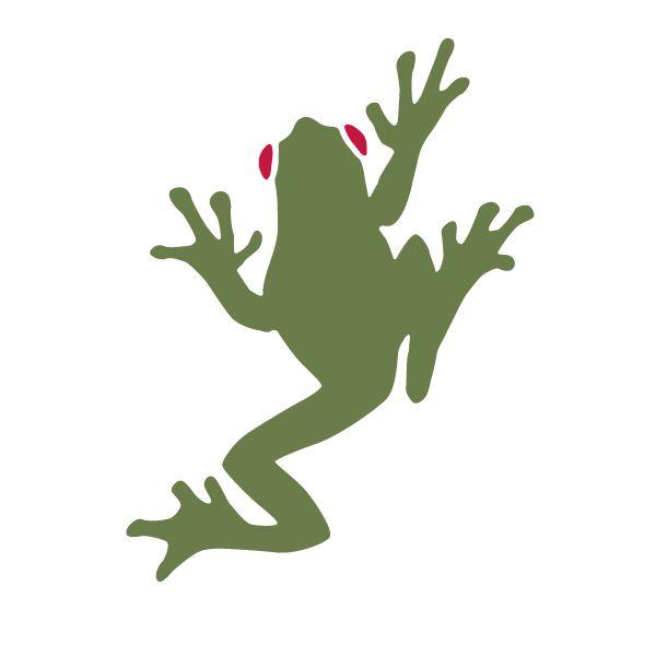 Tree Frog clipart rainforest habitat #10