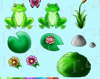 Tree Frog clipart reptile #15