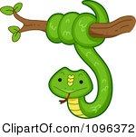 Tree Python clipart jungle #3