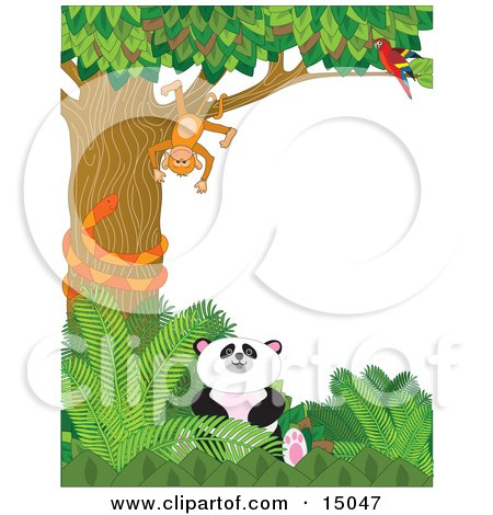 Tree Snake clipart In Snake Cute A Clipart