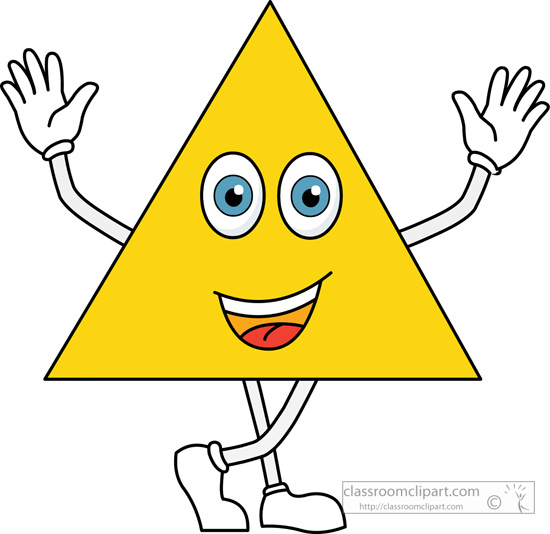 Triangle clipart 46 Triangle Savoronmorehead art Clipart