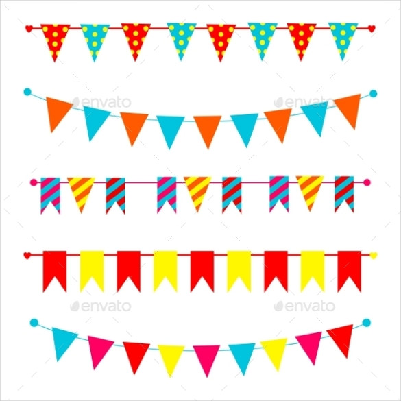 Triangle clipart celebration banner Banner extensively for – simple
