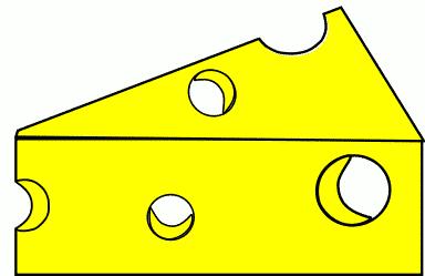 Mozzarella clipart swiss cheese Art Basic Dairy Clip Download