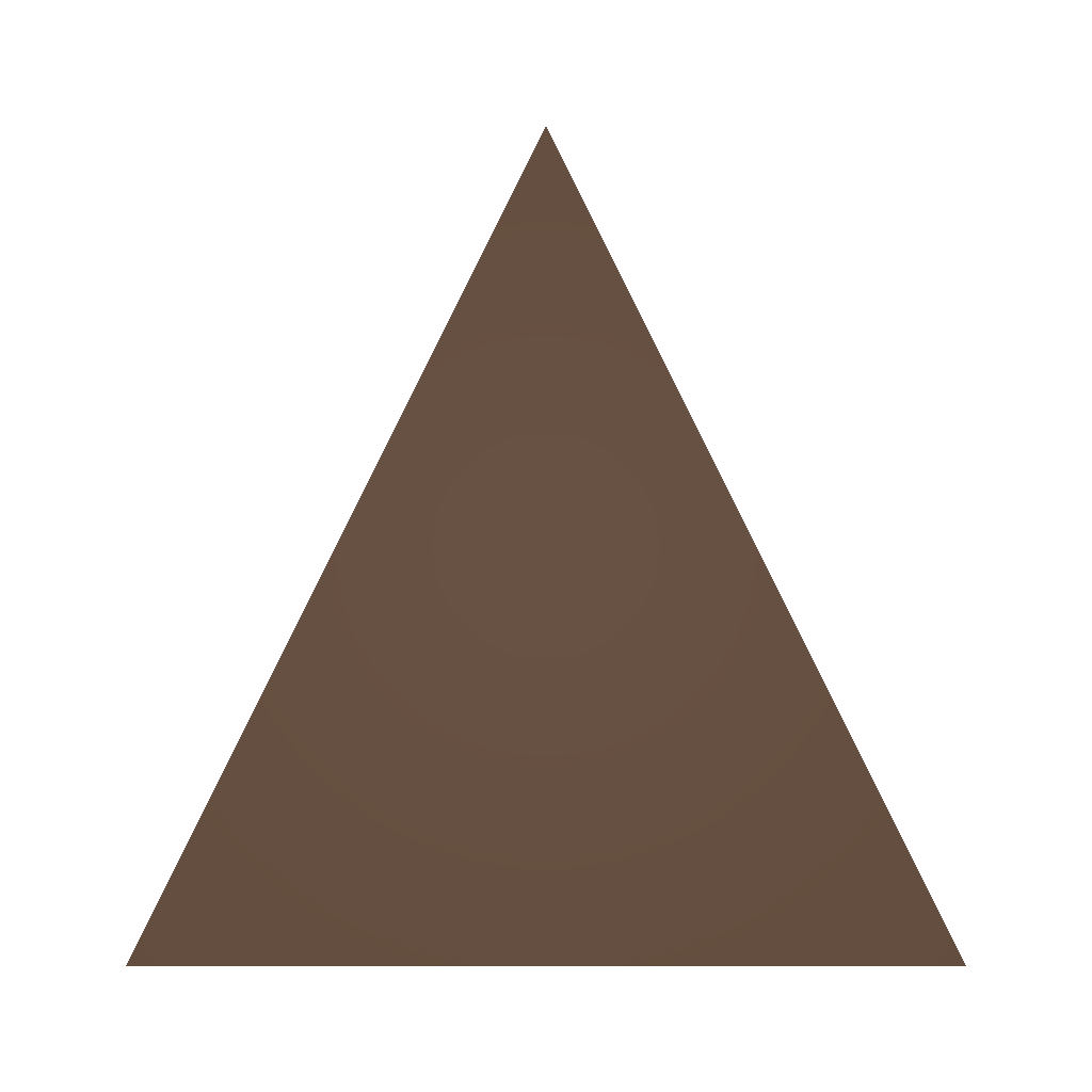 Triangle clipart item Maple Floor ID's Maple for