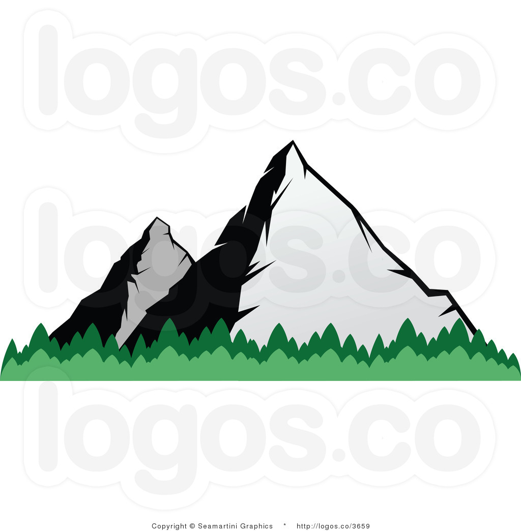 Triangle clipart mountain Clip Mountain Images Snowy Clipart