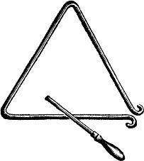 Triangle clipart musical About encyclopedia free images best