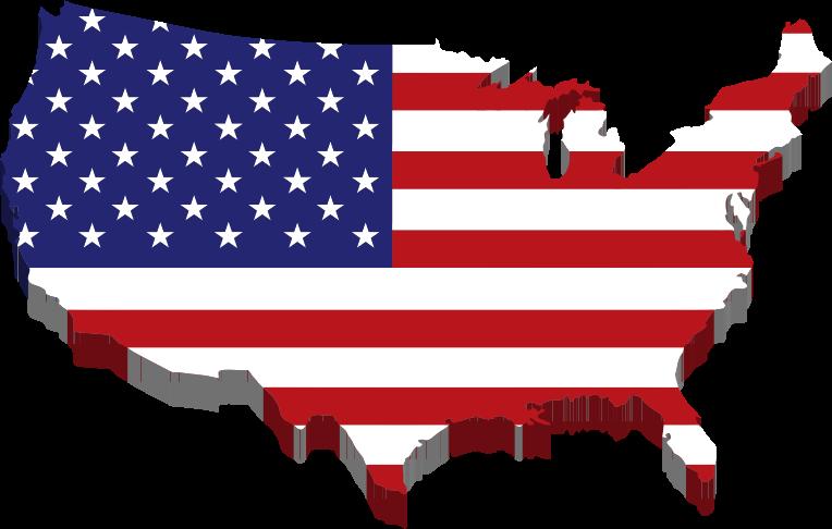America clipart banner Transparent Banner banner collection flag