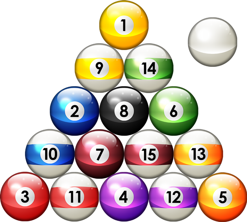 Billiard Ball clipart snooker On Of Clip Images Diamondback