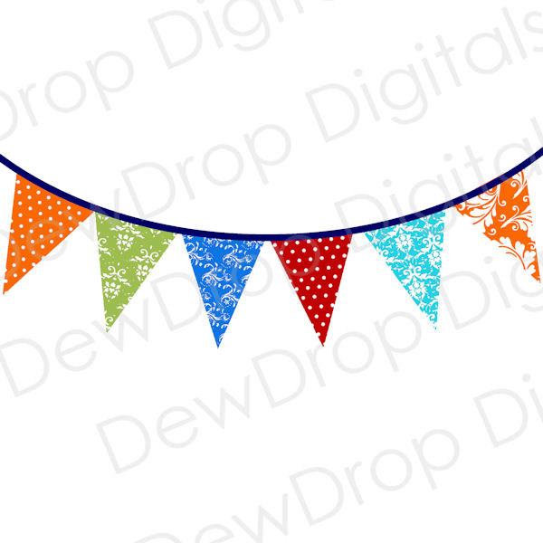 Bunting clipart triangle banner Images Banner Triangle Clipart Free